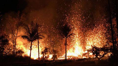 El volcán Kilauea entra en fase explosiva