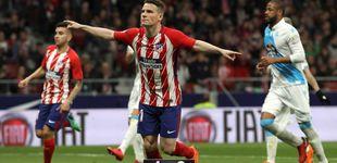 Post de Sin Griezmann y con solo un rato de Costa, el Atlético tira de la ley del mínimo esfuerzo