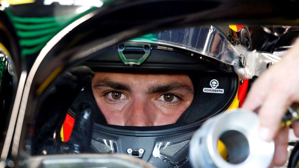 El cruce de dedos de Carlos Sainz y el dilema de Renault (y del resto)