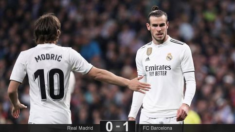 Las risas del Barcelona contra un Real Madrid que solo da pellizquitos
