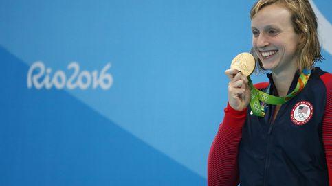 Katie Ledecky: oro en 200, 400 y 800 en unos Juegos 48 años después
