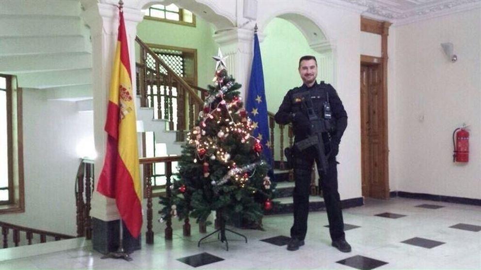 El policía fallecido en Kabul es Isidro Gabino San Martín Hernández, nacido en León