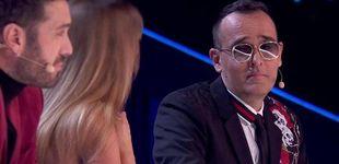 Post de 'Got Talent': Edurne y Dani se enfrentan a Risto por una dura valoración