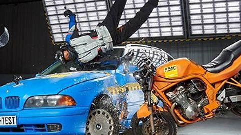 Campaña para fomentar el uso del airbag en los motoristas