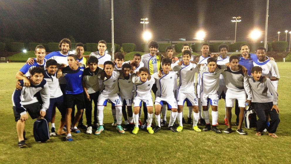 Qatar 'ficha' a los hijos de la emigración para su Mundial de fútbol de 2022