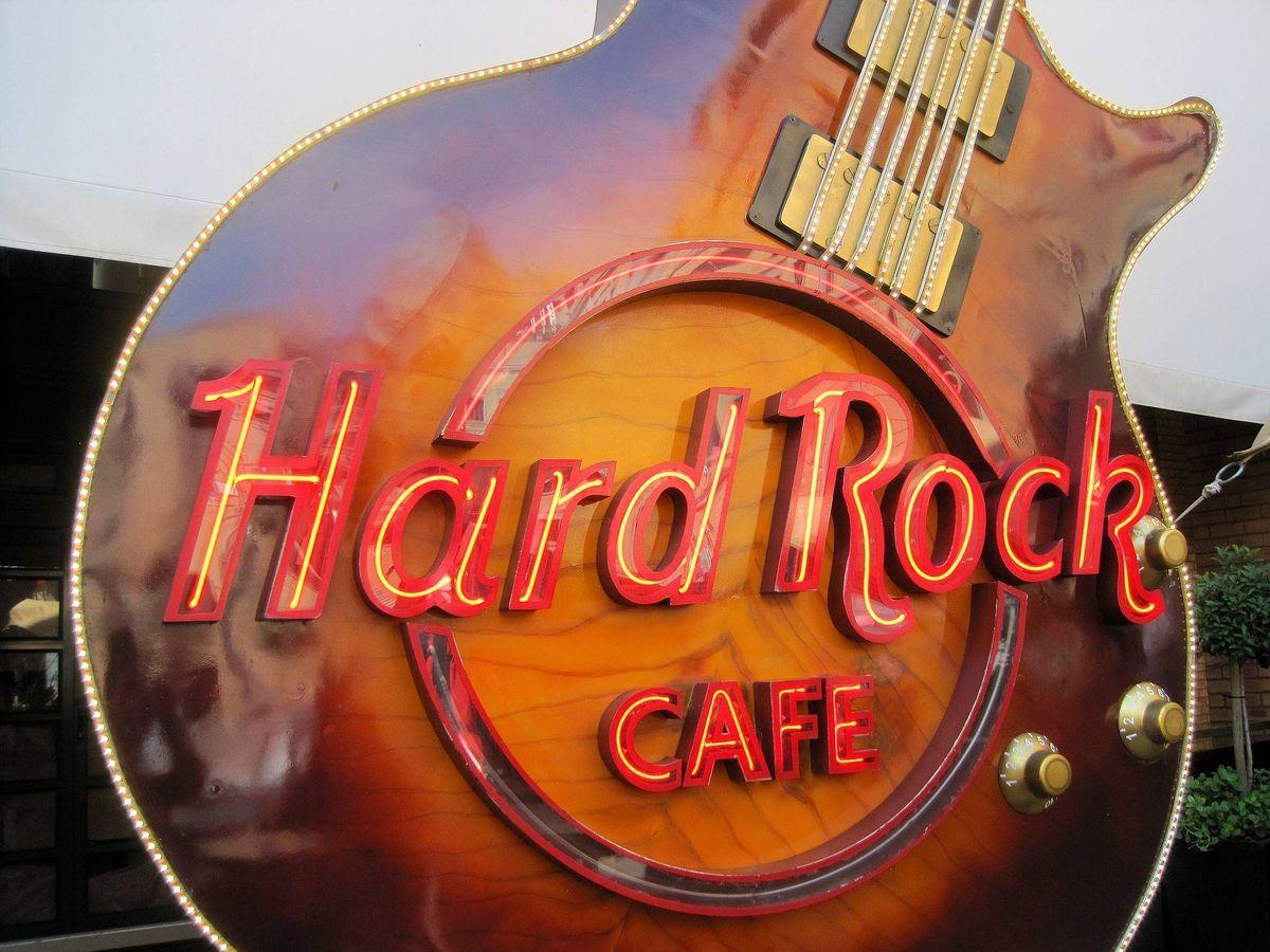 Foto: Hard Rock Café. Imagen de Lynn Greyling en Pixabay.