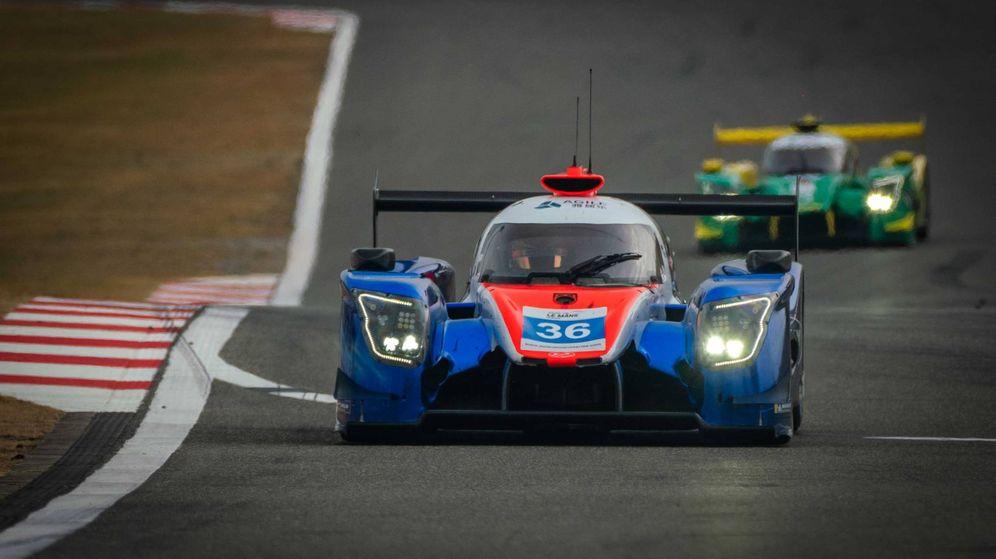 Foto: Roberto Mehri acabó segundo en las Asian Le Mans Series después de salir en la pole. (Eurasia Motorsport)