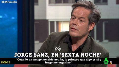 Jorge Sanz recuerda su foto con Cospedal: Ahí empezó su debacle