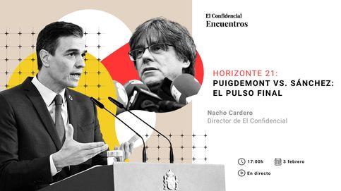 Puigdemont versus Sánchez: el pulso final.
