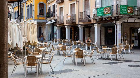 CyL reabre todas sus terrazas salvo las de Burgos capital y flexibiliza León y Salamanca