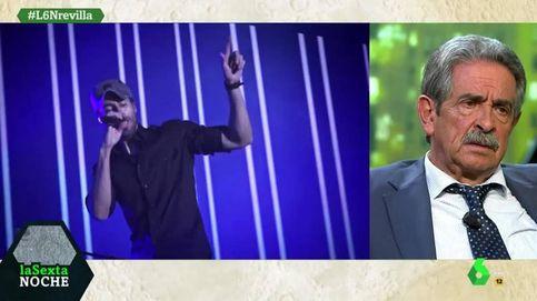Revilla le canta las cuarenta a Enrique Iglesias en 'laSexta noche'