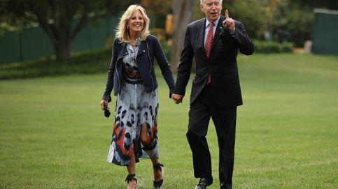 Los extraños cambios de look de Jill Biden