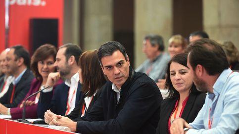 Intervenciones de Pedro Sánchez y de Miquel Iceta ante el Comité Federal