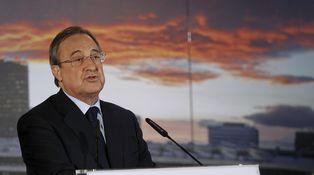 Florentino Pérez: presidente, director deportivo y 'alineador' del Real Madrid
