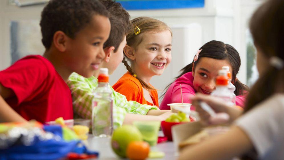 Foto: Comedor infantil. (iStock)