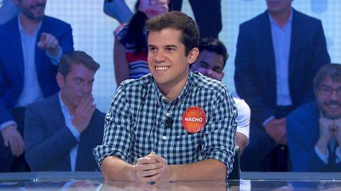 Nacho Mangut, tras su eliminación: Volveré e intentaré resolver el rosco de 'Pasapalabra