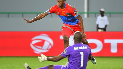 Kabananga, el Pichichi de la Copa de África que llegó a Europa con un contrato falso