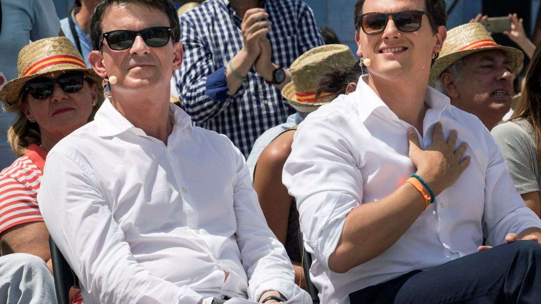 La estrella Valls se apaga: adiós al candidato por el que Cs renunció a su marca