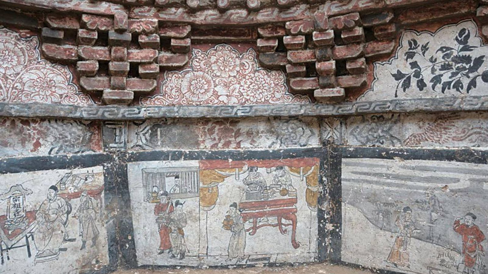 Foto: Foto: Chinese Cultural Relics.