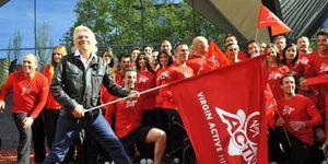 Foto: Sir Richard Branson: empresario 'punk', ideólogo liberal y filántropo