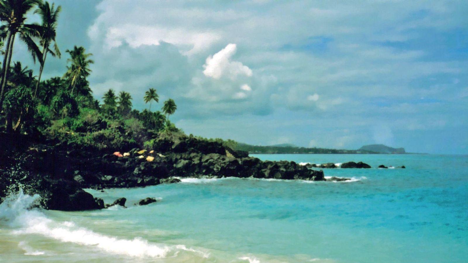 Foto: Las islas Comoras se encuentran en el Océano Índico. (CC/Botev)
