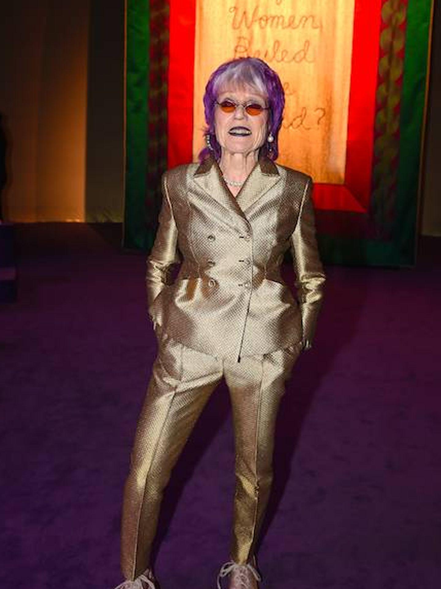 Judy Chicago. (Getty)