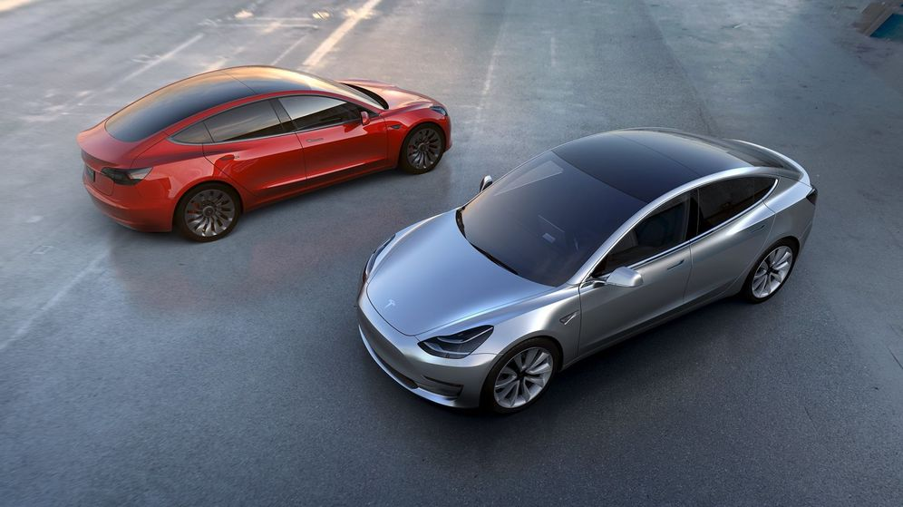Foto: Tesla ha presentado el Model 3, que llegará a las tiendas a finales de 2017. (Tesla)
