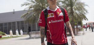 Post de Kimi Raikkonen tiene la sartén de 2018, aunque no precisamente por el mango