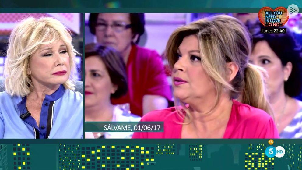 Mila Ximénez machaca a Terelu Campos y a Bigote Arrocet en 'Sábado deluxe'
