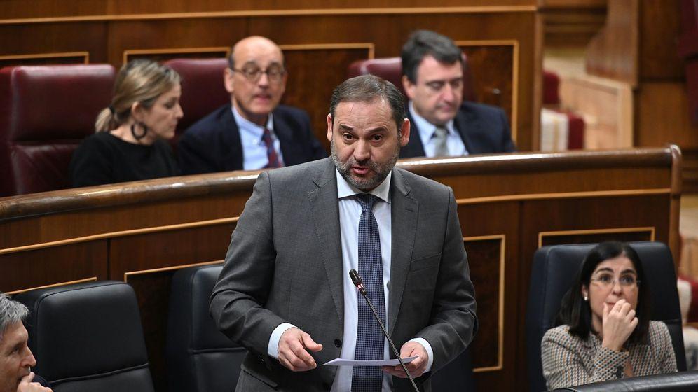 Foto: El ministro de Transporte y Movilidad, José Luis Ábalos. (Efe)