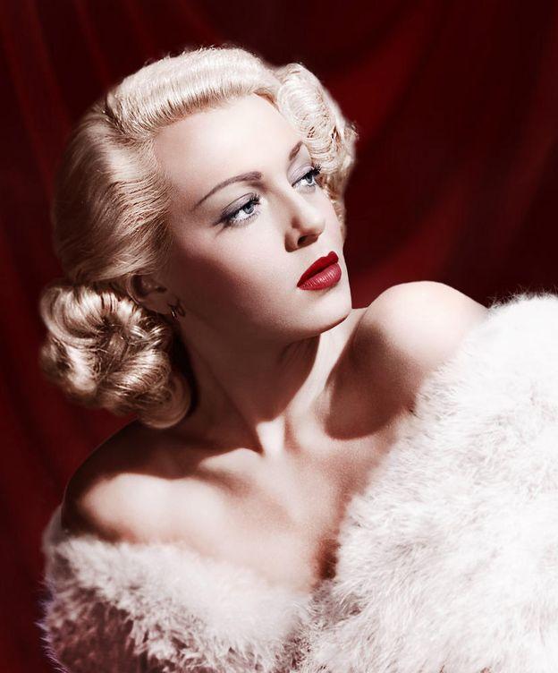 Foto: Lana Turner en una imagen de archivo (Gtres)