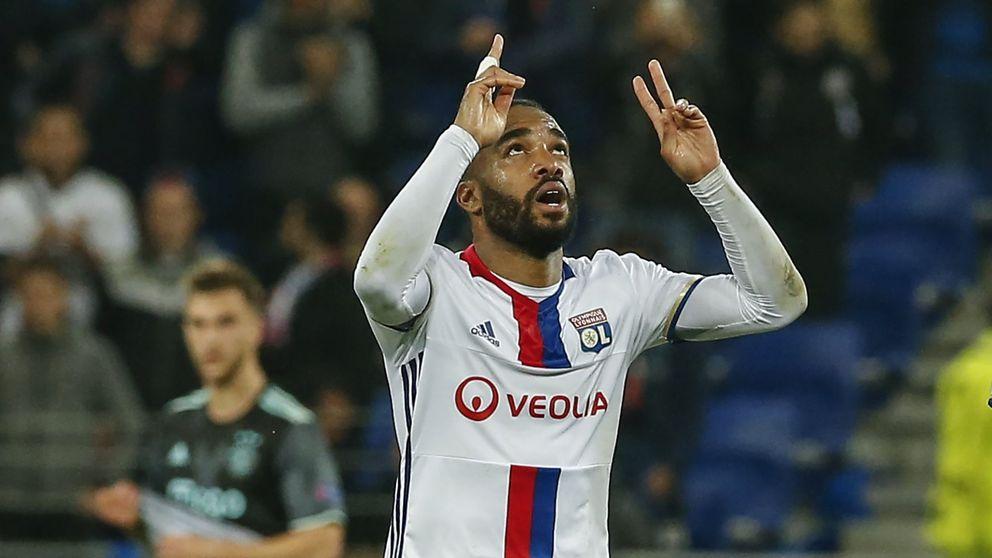 Lo confirma el Lyon: Alexandre Lacazette pone rumbo al Atlético de Madrid