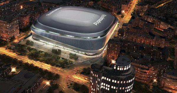 Merrill Lynch y JP Morgan dan 575 M al Real Madrid para el nuevo Bernabéu