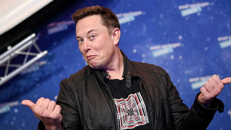 Elon Musk, en una imagen de archivo. (EFE)
