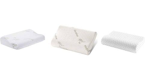 Las mejores 10 almohadas cervicales para dormir bien con una postura perfecta