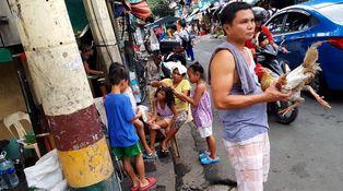Cerco a gandules y discotequeros: la otra 'guerra' de Duterte en Filipinas