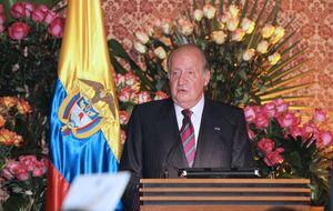 Juan Carlos I: He tenido el privilegio de representar a España
