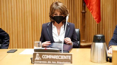 Los letrados del Congreso rechazan que comparezca la fiscal general como pidió UP