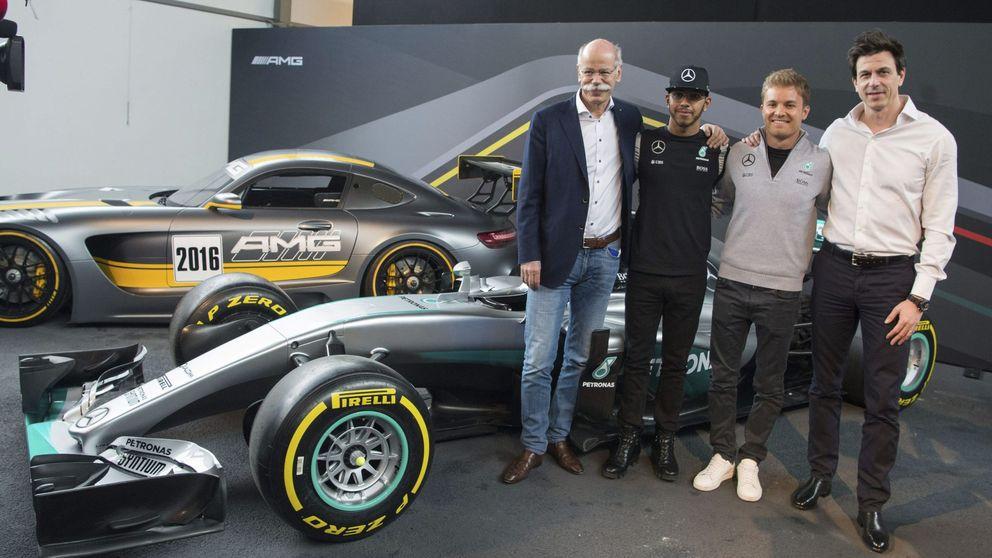 Por qué Mercedes lo rompe: desde que gana en Fórmula 1  crece casi un 20%