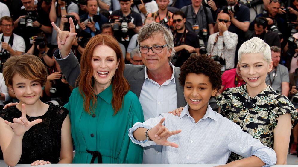 Foto: El equipo de 'Wonderstruck' en la presentación en Cannes