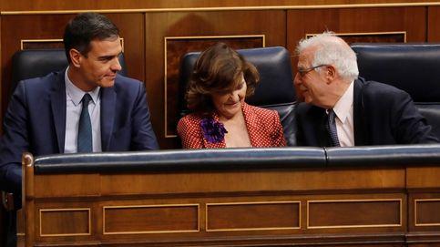 La investidura de Pedro Sánchez, en directo | Carga contra Iglesias: Elijo proteger España