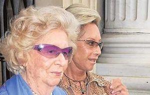 Fallece la duquesa de Medinaceli, once veces Grande de España