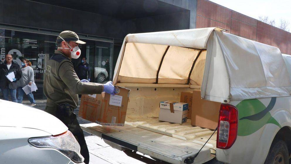 De Shanghái a Toledo: Page estrena el puente aéreo de los test rápidos de coronavirus