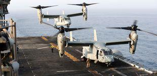 Post de Trump asegura que EEUU ha derribado un dron iraní en el estrecho de Ormuz