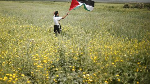 Las Naciones Unidas izan la bandera Palestina en su sede de Nueva York