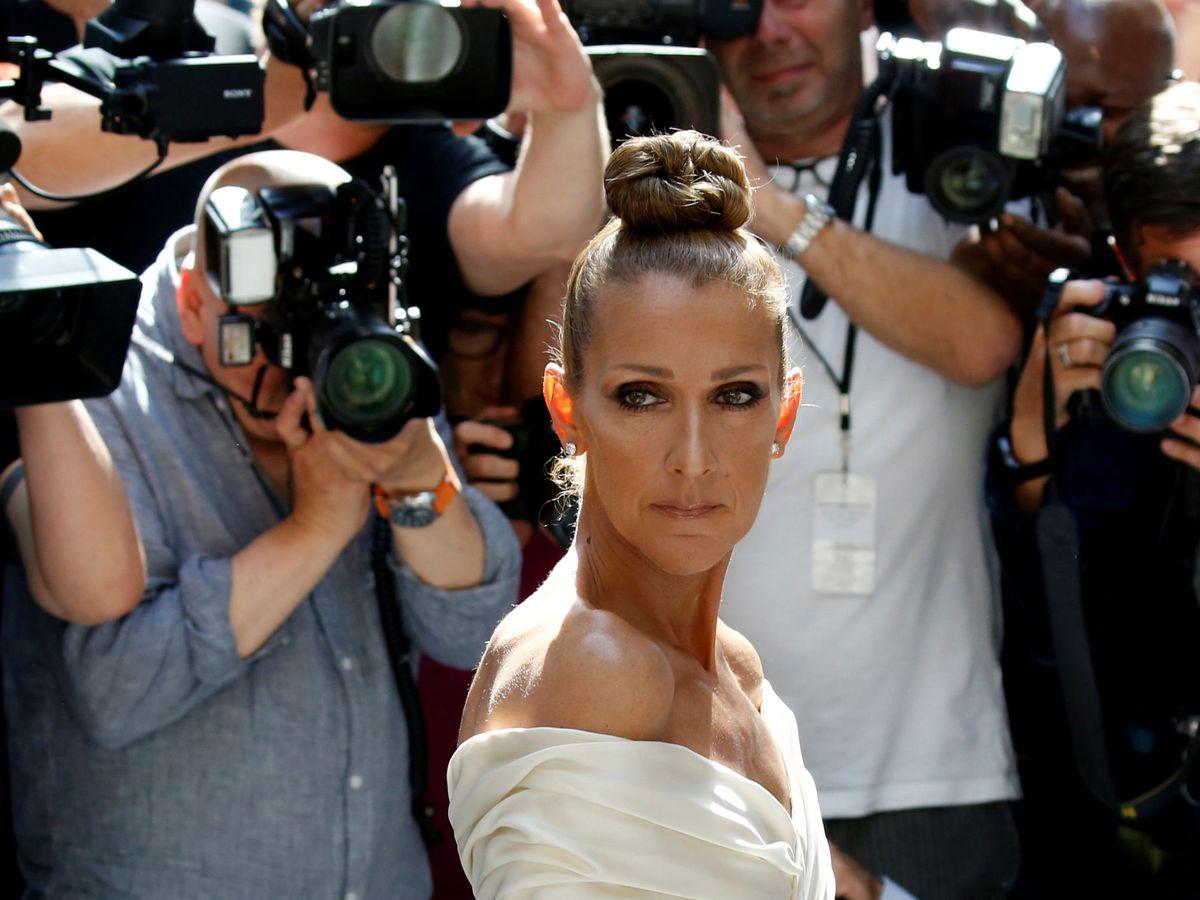 Foto: Céline Dion, en París el pasado verano. (Reuters)