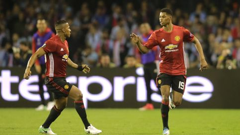 El Celta tendrá que remontar en Old Trafford para meterse en la final de la Europa League