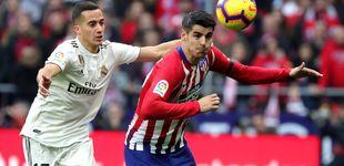 Post de Lo único que ha frenado el brillante debut de Morata con el Atlético de Madrid