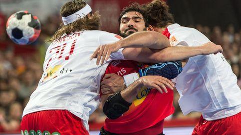 España se atasca ante Dinamarca y se complica el camino hacia semifinales