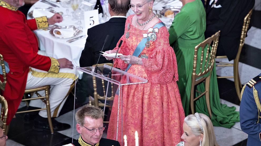 Margarita de Dinamarca, la emoción de una reina que no se lo puso fácil a su hijo